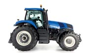 New Holland T8.420 tractor photo