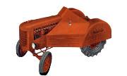 J.I. Case VO tractor photo