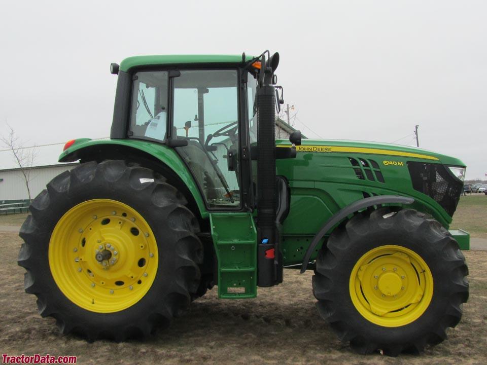 Tractor Data Farm Tractors : Tractordata john deere m tractor photos information