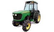 John Deere 5425N tractor photo