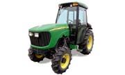 John Deere 5525N tractor photo