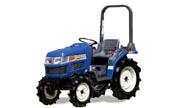 Iseki TM150 tractor photo