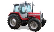 Massey Ferguson 690T tractor photo