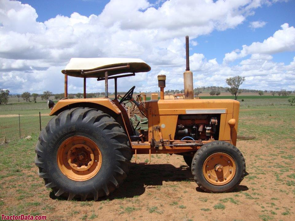 Chamberlain Countryman 354