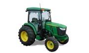 John Deere 4066R tractor photo