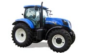 New Holland T7.200 tractor photo