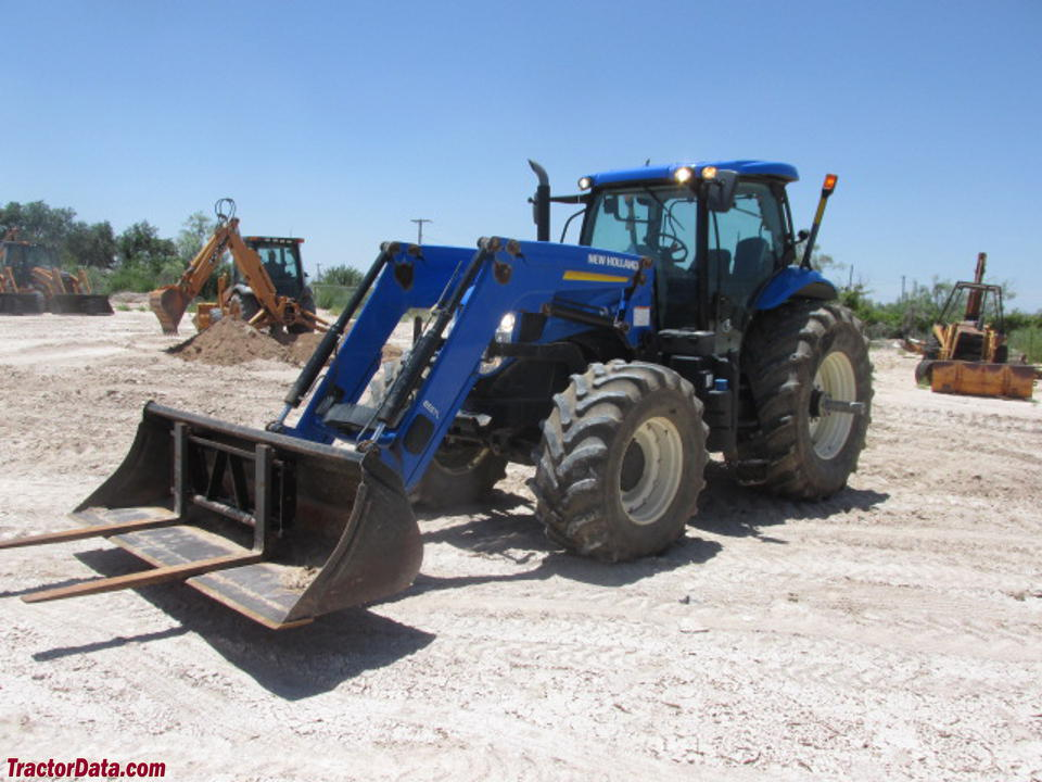 TractorData com New Holland T7 235 tractor photos information