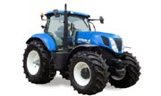New Holland T7.260 tractor photo