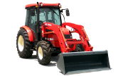 Branson 6640C tractor photo