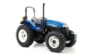 New Holland TS6.125 tractor photo