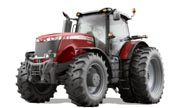 Massey Ferguson 8660 tractor photo