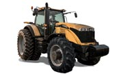 Challenger MT665E tractor photo