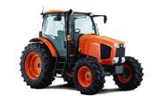 Kubota M135GX tractor photo