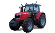 Massey Ferguson 6616 tractor photo