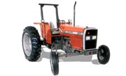 Massey Ferguson 383 tractor photo