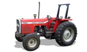 Massey Ferguson 390 tractor photo