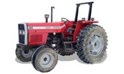Massey Ferguson 398 tractor photo