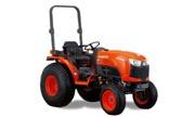 Kubota B2650 tractor photo