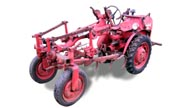 David Brown 2D tractor photo