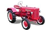 Farmall D-217 tractor photo
