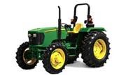 John Deere 5075E tractor photo