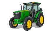 John Deere 5100E tractor photo