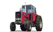 Massey Ferguson 592 tractor photo