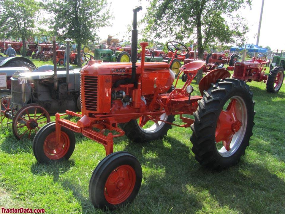 Tractor Data Farm Tractors : Tractordata j i case vah tractor photos information