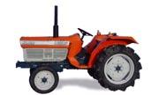 Kubota L2002 tractor photo