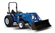 LS G3033H tractor photo