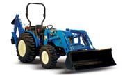 LS R4047 tractor photo