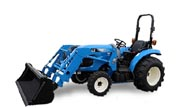 LS XR3032 tractor photo