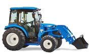 LS XR4040 tractor photo