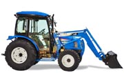 LS U5020 tractor photo