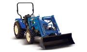 LS XU5055 tractor photo