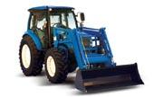 LS P7010 tractor photo