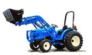 LS C3030 tractor photo