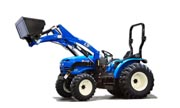 LS R4010 tractor photo