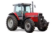 Massey Ferguson 3645 tractor photo