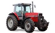 Massey Ferguson 3655 tractor photo