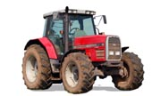 Massey Ferguson 8110 tractor photo