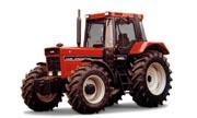 CaseIH 1255 XL tractor photo