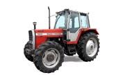Massey Ferguson 698T tractor photo