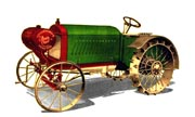 Galloway Bear-Cat tractor photo