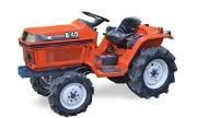 Kubota B40 tractor photo