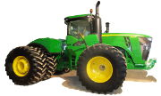 John Deere 9620R tractor photo