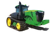 John Deere 9570RT tractor photo