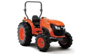 Kubota MX4800 tractor photo