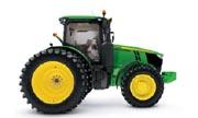 John Deere 7310R tractor photo