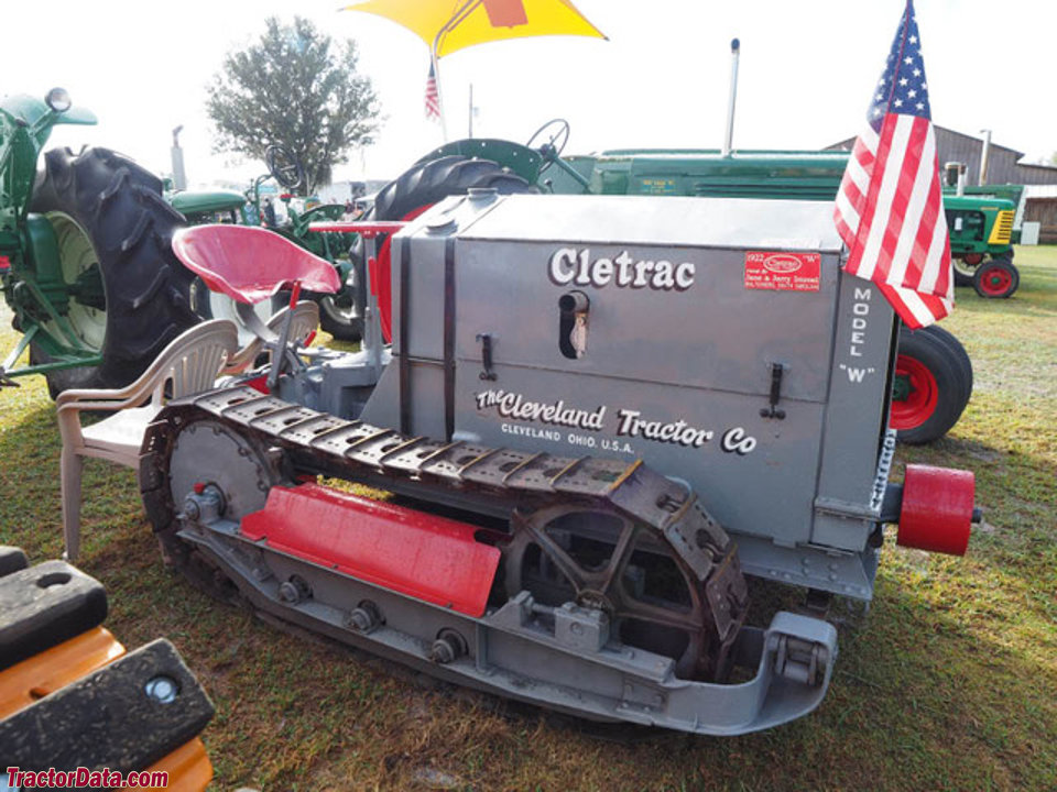 Cletrac W 12-20